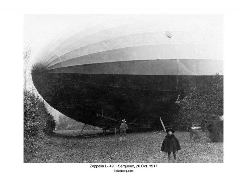 Zeppelin - schwarz