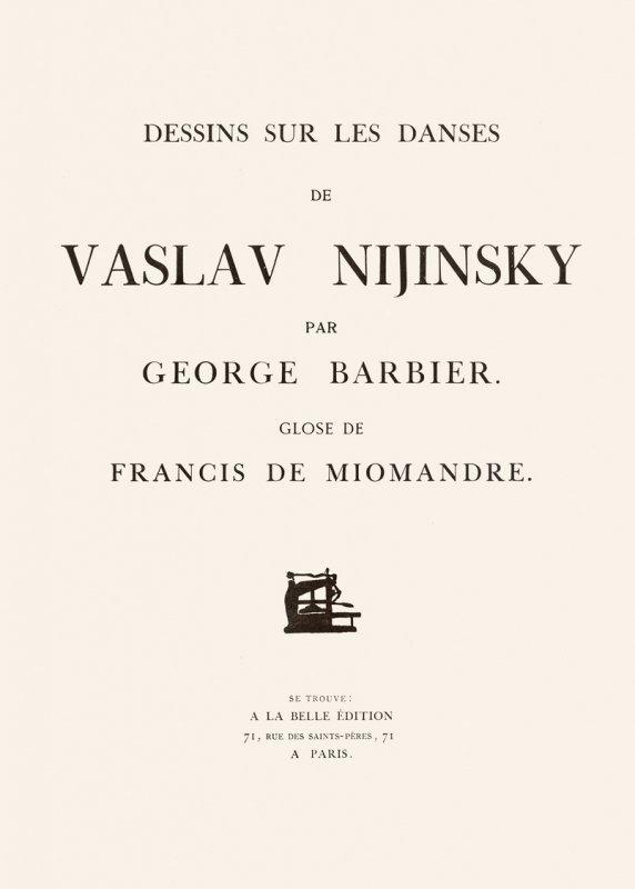 Nijinsky 1
