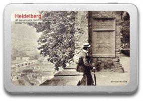 Postkartenbox «Heidelberg vor 100 Jahren»