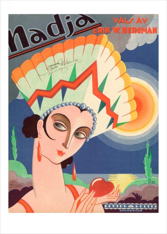 "Musical – ""Nadja"""