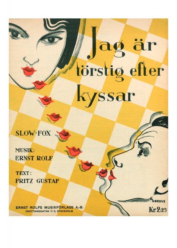 """Musical – """"Jag är törstig efter kyssar"""""""