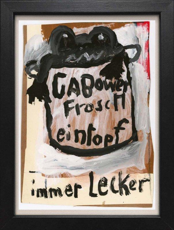"TINY ART, OZ-Nr. 143: ""Grabower Froscheintopf"""