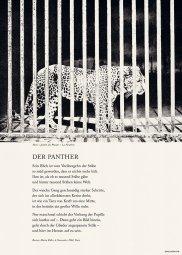 Der Panther, Rainer Maria Rilke