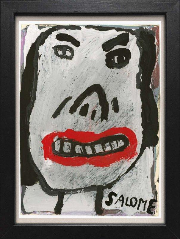 "TINY ART, OZ-Nr. 86: ""Salome"""