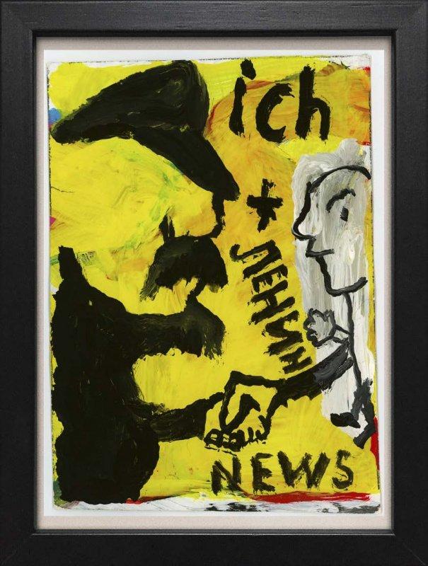 "TINY ART, OZ-Nr. 107: ""ich + …News"""
