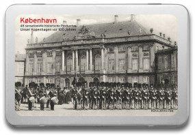 Postkartenbox «Kopenhagen vor 100 Jahren»