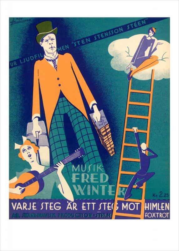 """Musical – """"Sten Stensson Stéen"""""""