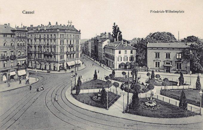 Postkartenbox U00abKassel Vor 100 Jahrenu00bb | Stu00e4dteboxen | Bokelberg-Shop