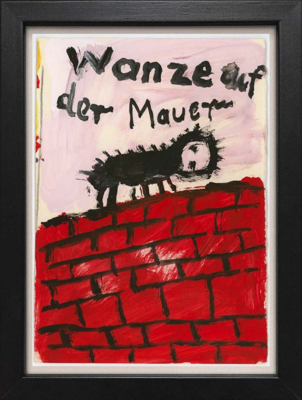 "TINY ART, OZ-Nr. 76: ""Wanze"""