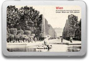 Postkartenbox «Wien vor 100 Jahren»
