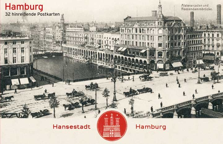 Hamburg: 32 hinreißende Postkarten