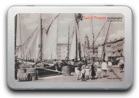Postkartenbox «Saint-Tropez inchangée»