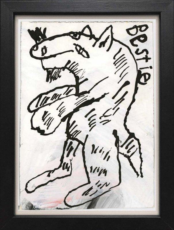 "TINY ART, OZ-Nr. 96: ""Bestie"""