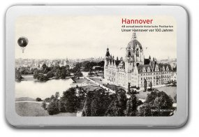 Postkartenbox «Hannover vor 100 Jahren»