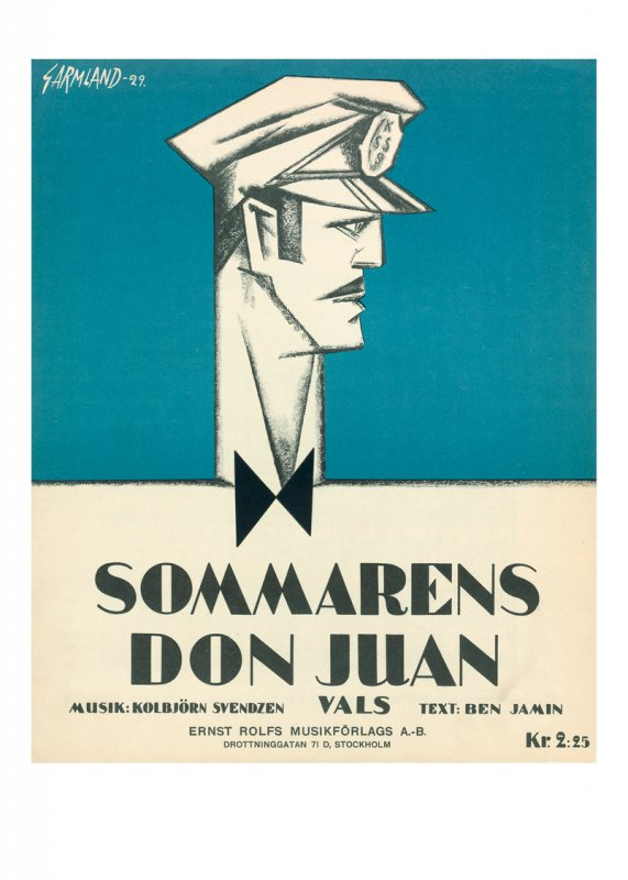"Musical – ""Sommarens Don Juan"""