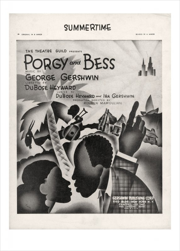 "Musical – ""Porgy and Bess"""