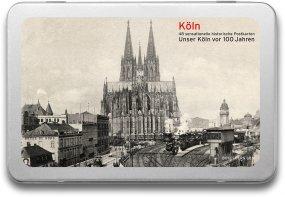 Postkartenbox «Köln vor 100 Jahren»