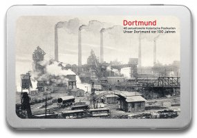 Postkartenbox «Dortmund vor 100 Jahren»