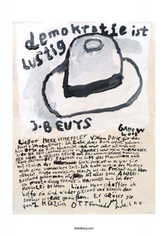OZ - Beuys (Demokratie)