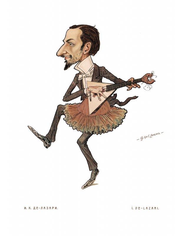 Ballett –De Lazari, I.