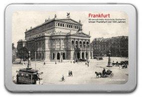Postkartenbox «Frankfurt vor 100 Jahren»