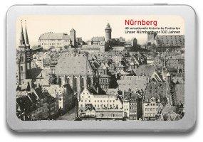 Postkartenbox «Nürnberg vor 100 Jahren»