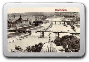 Postkartenbox «Dresden vor 100 Jahren»