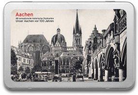 Postkartenbox «Aachen vor 100 Jahren»
