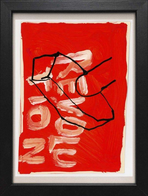 "TINY ART, OZ-Nr. 79: ""Revolution"""