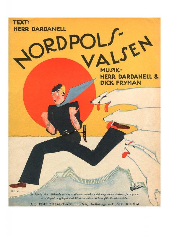 """Musical – """"Nordpols-Valsen"""""""