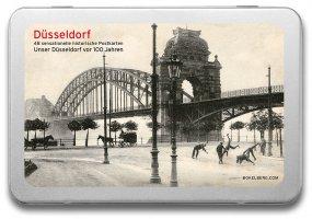 Postkartenbox «Düsseldorf vor 100 Jahren»