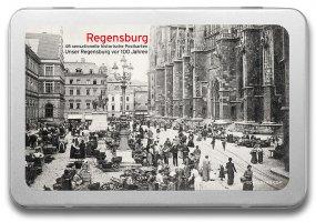 Postkartenbox «Regensburg vor 100 Jahren»