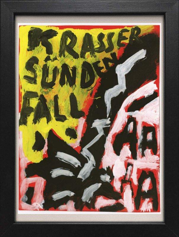 "TINY ART, OZ-Nr. 85: ""Krasser Sündenfall"""