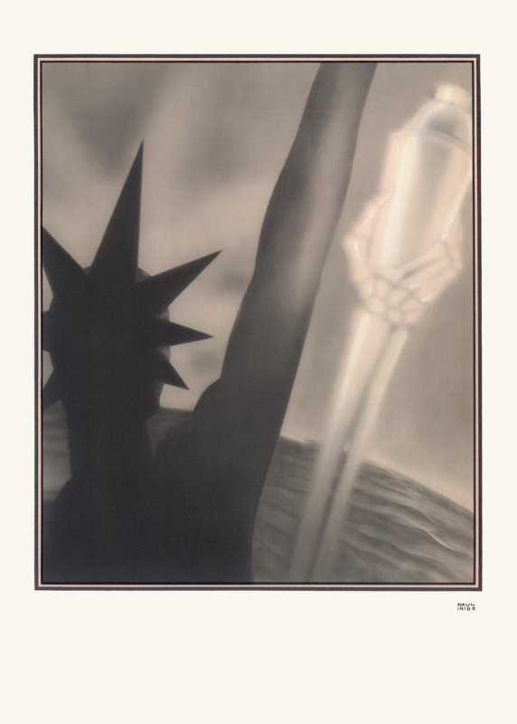 "Paul Iribe ""L'ombre de la liberté"""