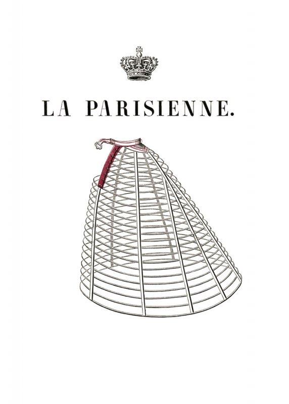 La Parisienne.