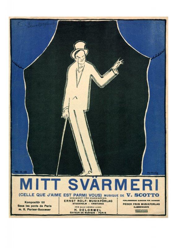"""Musical – """"Mitt Svärmeri"""""""