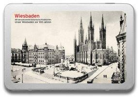 Postkartenbox «Wiesbaden vor 100 Jahren»