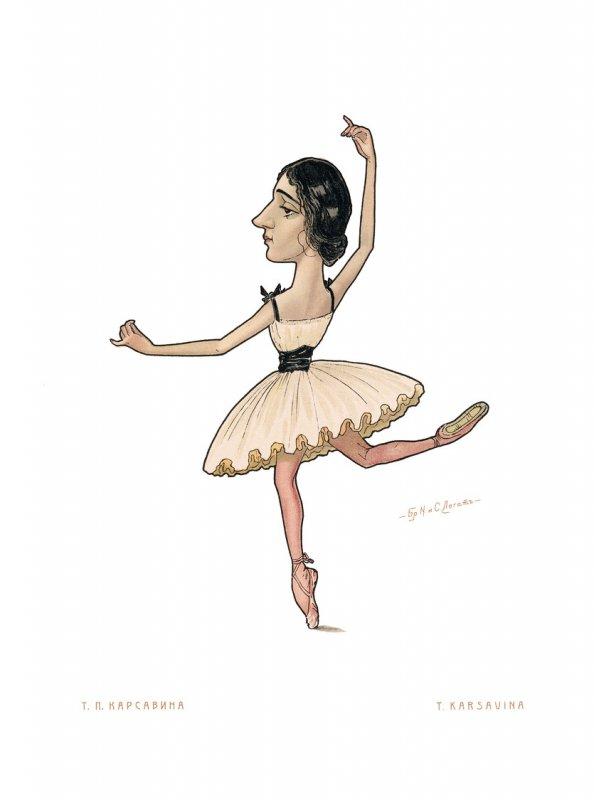 Ballett – Karsavina, T.