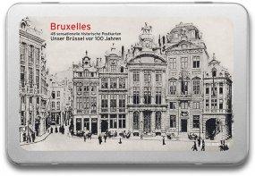 Postkartenbox «Brüssel vor 100 Jahren»