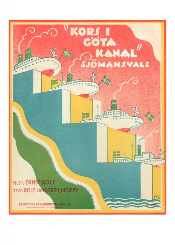 "Musical – ""Kors I Göta Kanal"""
