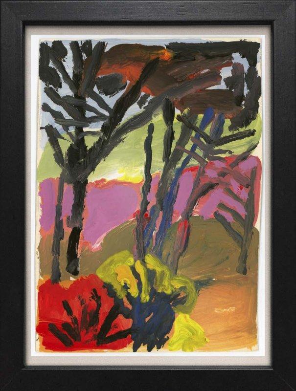 TINY ART, OZ-Nr. 25: farbiger Wald