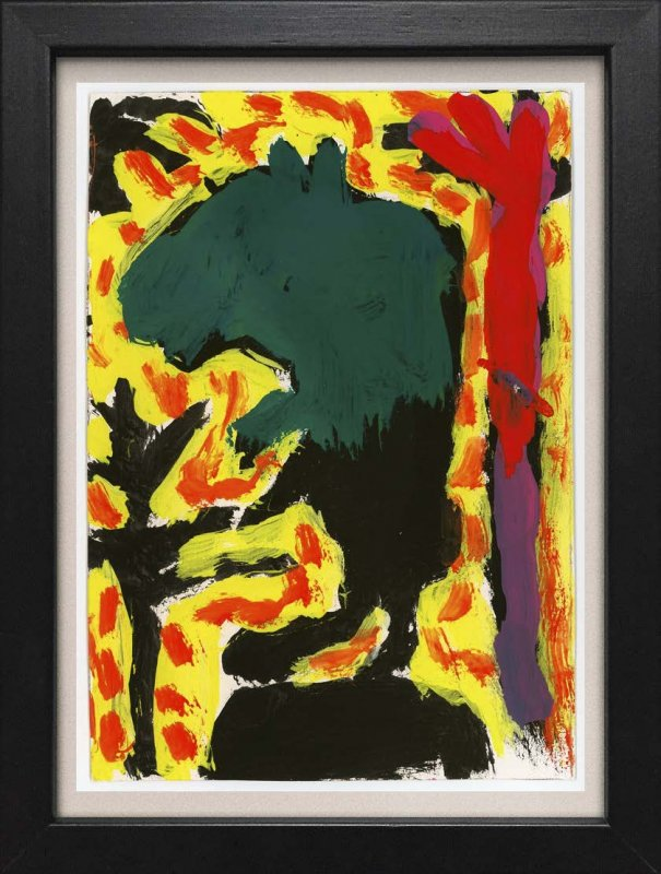 TINY ART, OZ-Nr. 15: Kreatur (Bär)